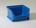 blaue Sichtboxen Lagerboxen 1 bei ZHS Kaufen