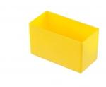 Einsatzboxen 63mm gelb mit Deckel bei ZHS Kaufen