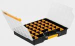 Sortimentskasten schwarz 6-44 Fächer bei ZHS Kaufen