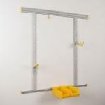 endlos erweiterbare und flexible Wandbfestigung für Werkstatt, Garage bei ZHS Kaufen