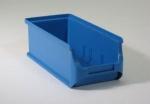 blaue Sichtboxen Lagerboxen 2 lang bei ZHS Kaufen