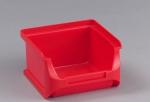 rote Sichtboxen Lagerboxen 1 bei ZHS Kaufen