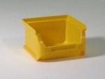 gelbe Sichtboxen Lagerboxen 1 bei ZHS Kaufen
