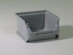 graue Sichtboxen Lagerboxen 1 bei ZHS Kaufen