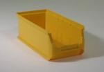 gelbe Sichtboxen Lagerboxen 2 lang bei ZHS Kaufen
