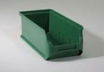 grüne Sichtboxen Lagerboxen 2 lang bei ZHS Kaufen
