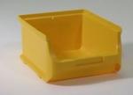 gelbe Sichtboxen Lagerboxen 2 breit bei ZHS Kaufen