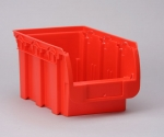 Sichtboxen Lagerboxen Compact 3 rot bei ZHS Kaufen