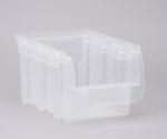 Sichtboxen Lagerboxen Compact 3 transparent bei ZHS Kaufen