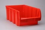 Sichtboxen Lagerboxen Compact 5 rot bei ZHS Kaufen