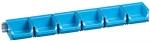 Sicht-Lagerboxen blau 1 Set bei ZHS kaufen