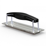 Produktbild Versenkter Kunststoffgriff in verzinkter Stahlschale