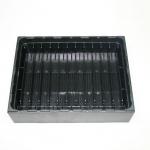 ABS Schubladenordnungssystem 2117 spezial schwarz für 11 CDs / ZIPs bei ZHS kaufen