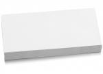 50 Umschläge DIN lang weiß selbstklebend ohne Fenster bei ZHS kaufen