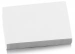 50 Umschläge C6 weiß selbstklebend ohne Fenster bei ZHS kaufen