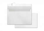 50 Umschläge C6 weiß haftklebend ohne Fenster bei ZHS kaufen