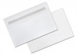 1000er Set Briefumschläge C6 weiss selbstklebend ohne Fenster bei ZHS kaufen