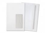 1000er Set Briefumschläge C6 weiß selbstklebend mit Fenster bei ZHS kaufen