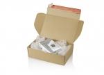 Versandkarton mit Selbstklebeverschluß, 10 Stück bei ZHS kaufen