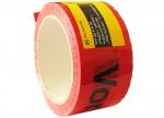 Packband Vorsicht Glas Rot 66 m x 50 mm bei ZHS kaufen