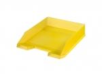 5 x Ablagekorb A4, gelb transluzent bei ZHS kaufen