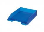 5 x Ablagekorb A4, royalblau transluzent bei ZHS kaufen