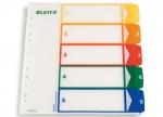 5 x Projektregister 1-5 bei ZHS kaufen