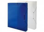 Heftbox A4, weiß, transluzent 4 cm bei ZHS kaufen