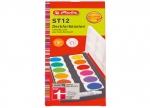 5 x Deckfarbkasten 12 Farben bei ZHS kaufen