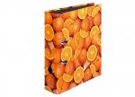 10 x Ordner Orange DIN A4, 8cm bei ZHS kaufen