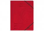 10 x Eckspanner A4, rot bei ZHS kaufen