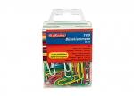 10 x Büroklammern, farbig, 100er-Box bei ZHS kaufen