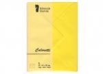 10 x Briefumschläge C6, gelb - 5er Set bei ZHS kaufen