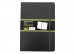10 x Notizbuch kariert A5, 80g, schwarz bei ZHS kaufen