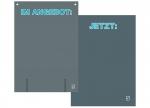 Plakate Kundenstopper DIN A2, 2er-Set bei ZHS kaufen