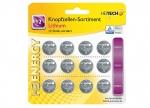 10 x Lithium Knopfzellen - 12er Set bei ZHS kaufen