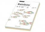5 x Papier Rainbow Pastell Mix A4 bei ZHS kaufen