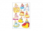 10 x Etiketten Prinzessin bei ZHS kaufen