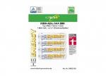 10 x NiMH-Akku, Micro AAA, HR03 bei ZHS kaufen