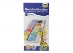 Deckfarbkasten 12 Farben bei ZHS kaufen