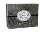 6 x Geschenkbox Silverblack 24,5x18x9 cm bei ZHS kaufen