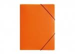 10 x Gummizugmappe A4 orange bei ZHS kaufen