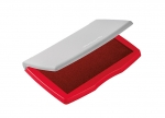4 x Stempelkissen Kunststoff rot 7x11 cm bei ZHS kaufen