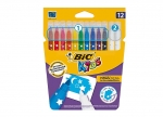 5 x BIC Kids Magic Fasermaler 12er Set bei ZHS kaufen