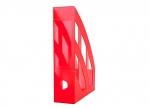 4 x Stehsammler A4, rot transluzent bei ZHS kaufen