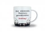 3 x Tassen Horror Montag bei ZHS kaufen