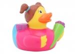Quietscheente Lilalu Schulkind Ente Mädchen bei ZHS kaufen
