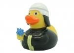 Quietscheente Lilalu Feuerwehr Ente bei ZHS kaufen
