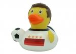 Quietscheente Lilalu Fußballer Ente bei ZHS kaufen