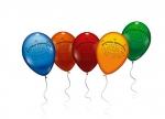 10 x Luftballon Herzl. Glückwunsch bei ZHS kaufen